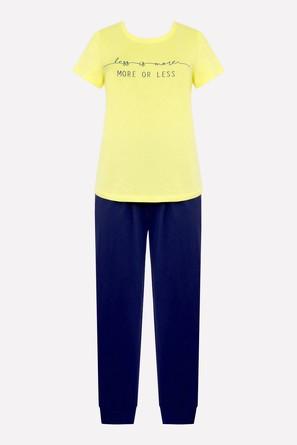 Комплект женский (футболка и брюки) Trikozza
