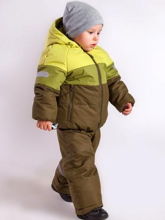 Комплект зимний (куртка и полукомбинезон) Emson