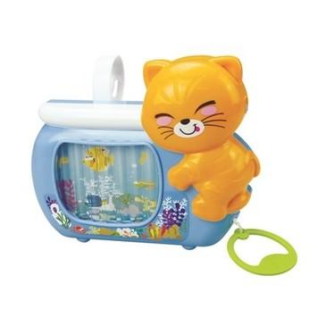 Развив. игрушка Аквариум с кошкой PlayGo