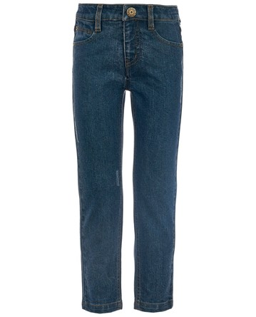Брюки джинсовые Button Blue