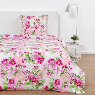 Комплект постельного белья Цветы, бязь Экономь и Я