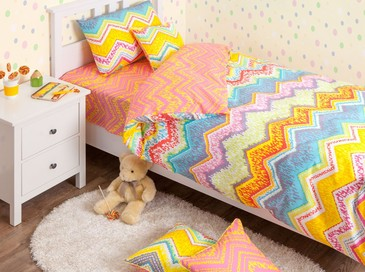 Комплект постельного белья Zigzag Хлопковый Край