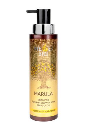 Шампунь для роста волос с маслом Марулы