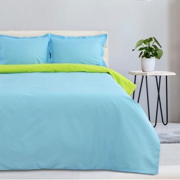 Комплект постельного белья Изумрудная волна Этель