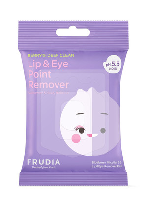 Мицеллярные диски для снятия макияжа с глаз и губ Frudia