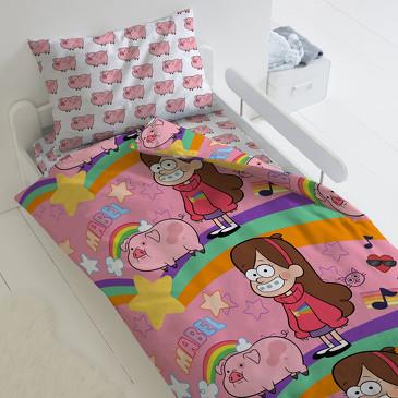 Комплект постельного белья Gravity Falls