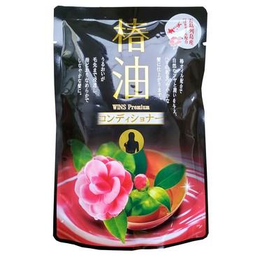 Кондиционер для волос с маслом камелии и цветочным ароматом Wins