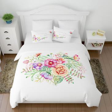 Комплект постельного белья Вальс цветов Сирень