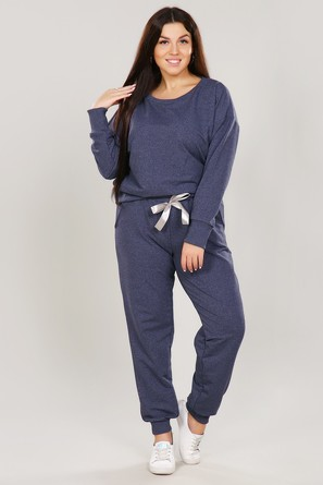 Костюм (брюки, свитшот, оверсайз) Dianida