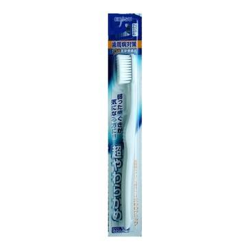 Зубная щетка очень мягкая с тонким ворсом Ebisu