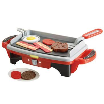 Игровая кухонная плита Делюкс с аксессуарами PlayGo