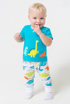 Комплект Цветные динозавры Crockid