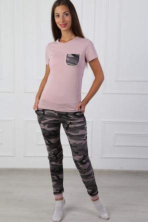 Комплект Камуфляж №2 (футболка и шорты) Элиза
