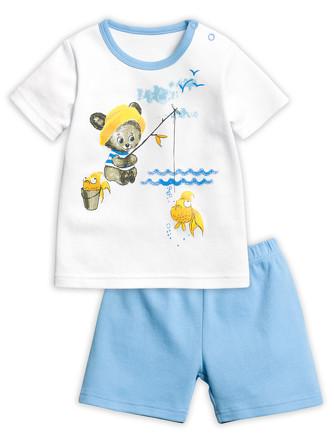 Комплект (футболка и шорты) Ловись, рыбка! Pelican