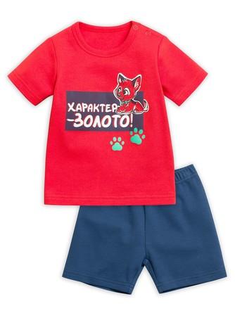 Комплект (футболка и шорты) На страже спокойствия Pelican