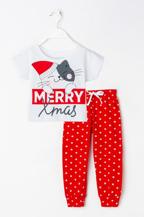 Пижама Merry Xmas Kaftan