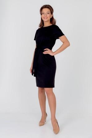 Платье с поясом в комплекте LookLikeCat