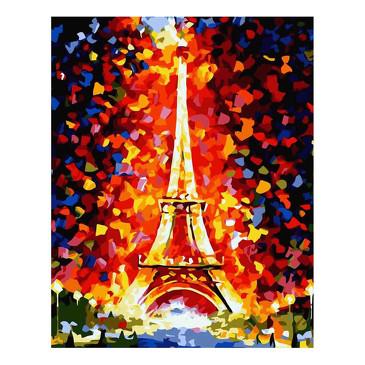 Картина со стразами. Эйфелева башня Color KIT