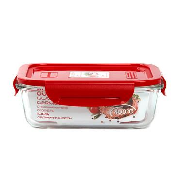 Стеклянный контейнер, 0,63 л Oursson