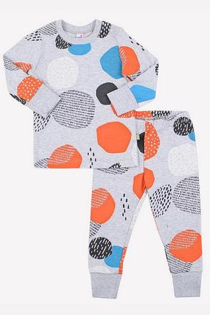 Комплект (фуфайка и брюки) Crockid