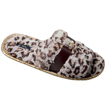 Тапочки Леопард Elia