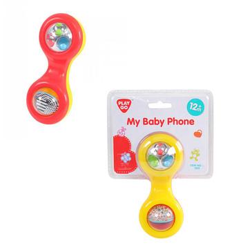 Развив. игрушка Телефон-погремушка PlayGo
