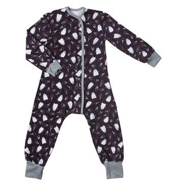 Пижама на кнопках Пингвины Bambinizon
