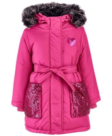 Пальто зимнее Button Blue