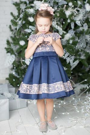 Платье нарядное Болеро
