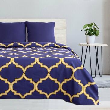 Комплект постельного белья Вечер в Марокко, поплин Этель