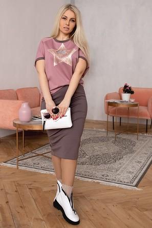 Комплект (свитшот и юбка) Eliseeva Olesya