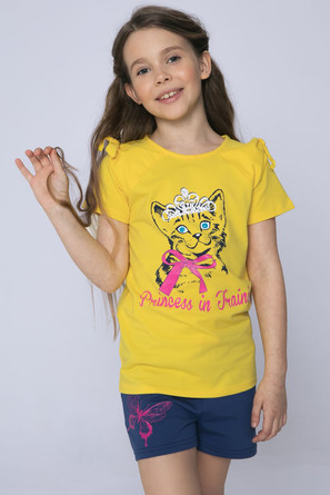 Блузка Котёнок   NiñoMio