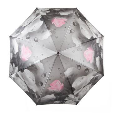 Зонт трость полуавтомат Flioraj