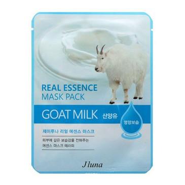 Тканевая маска с козьим молоком, 25 мл Juno