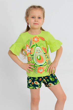 Костюм (футболка и шорты) Авокадо-1 Ивашка