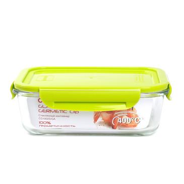 Стеклянный контейнер, 1,04 л Oursson