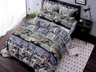 Комплект постельного белья Готум Ночь Нежна