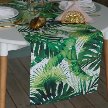 Дорожка на стол Тропический рай Этель