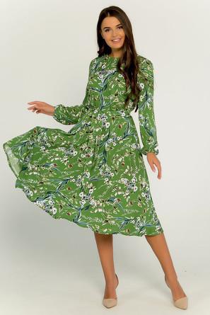 Платье Вишня