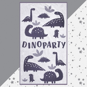 Полотенце махровое Dinoparty Этель