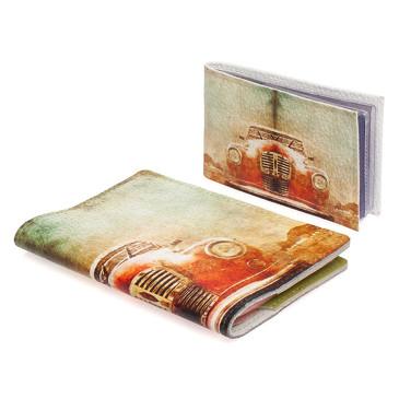 Комплект Куба 2 (обложка на паспорт и визитница) Eshemoda
