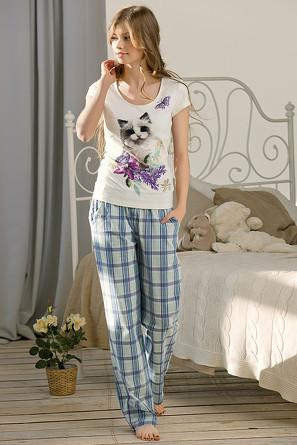 Пижама (футболка и брюки) Pelican