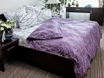 Комплект постельного белья Верба Ночь Нежна