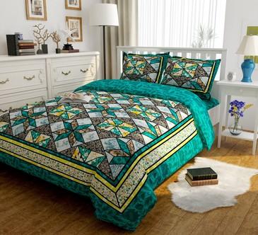 Комплект постельного белья Изумрудные сны Сирень