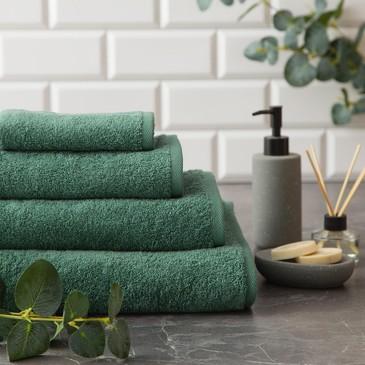 Полотенце махровое Organic Eucalyptus Этель