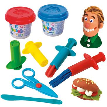 Набор с пластилином и аксессуарами PlayGo