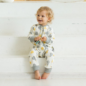 Пижама на кнопках