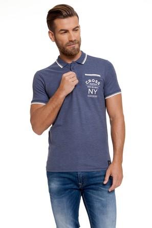 Рубашка-поло Crosshatch