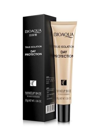 Смягчающая, увлажняющая база под макияж, скрывающая недостатки кожи лица Bioaqua