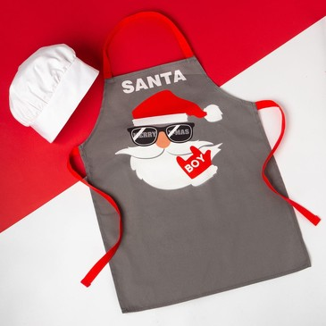 Набор (фартук и шапка повара) Santa Этель